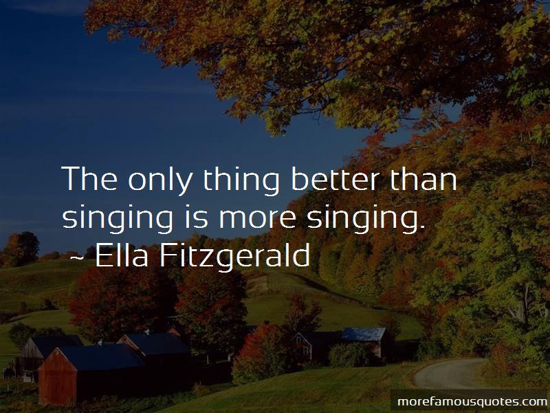 Ella Fitzgerald Quotes Pictures 2