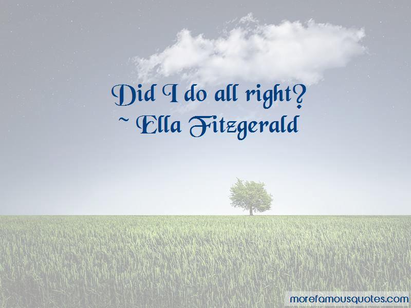 Ella Fitzgerald Quotes Pictures 4