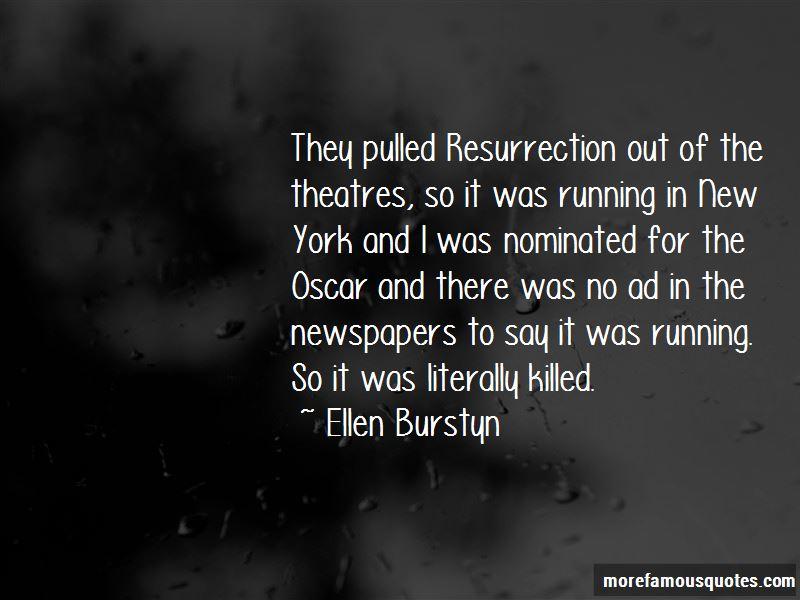 Ellen Burstyn Quotes Pictures 3