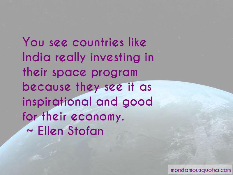 Ellen Stofan Quotes Pictures 3