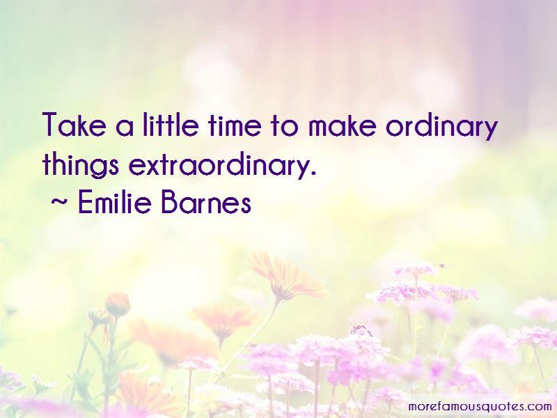 Emilie Barnes Quotes Pictures 3