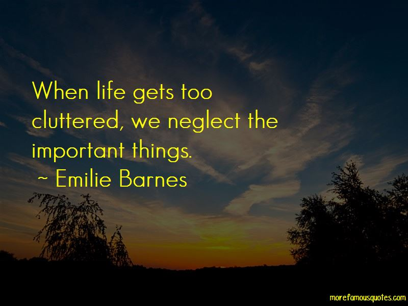 Emilie Barnes Quotes