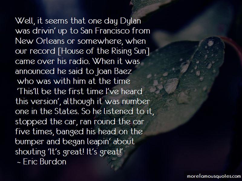 Eric Burdon Quotes Pictures 3