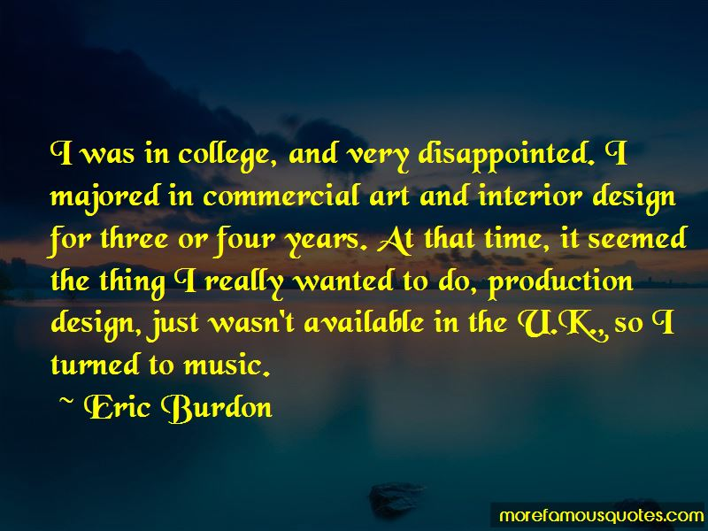 Eric Burdon Quotes