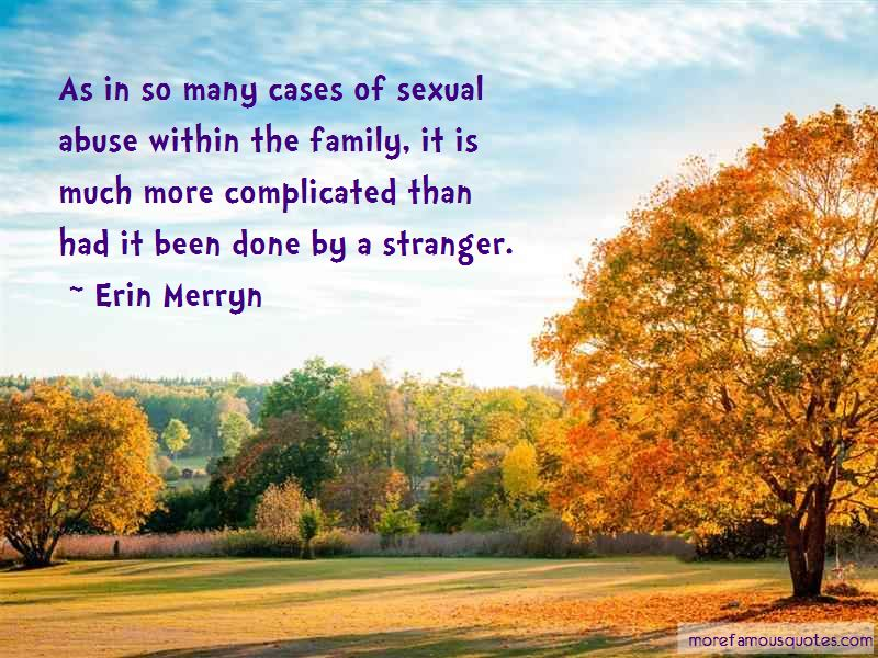 Erin Merryn Quotes