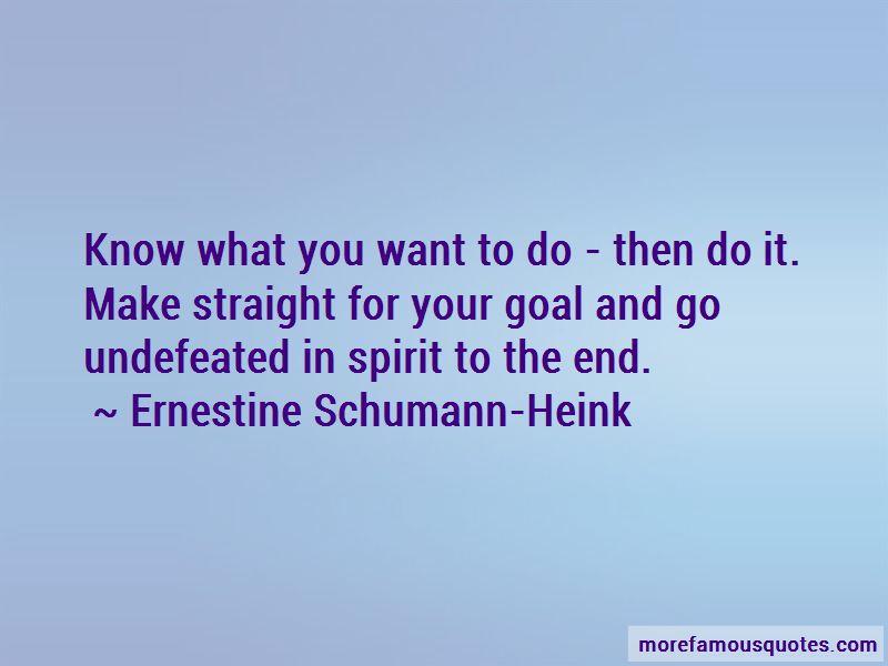 Ernestine Schumann-Heink Quotes