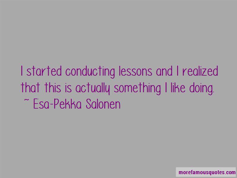 Esa-Pekka Salonen Quotes Pictures 3