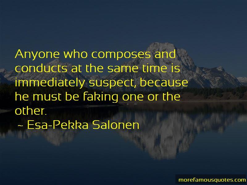 Esa-Pekka Salonen Quotes Pictures 4