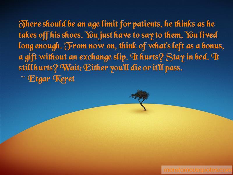 Etgar Keret Quotes Pictures 3