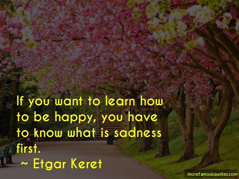 Etgar Keret Quotes