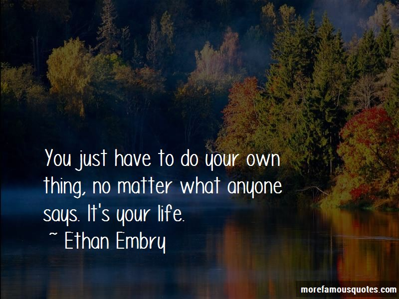 Ethan Embry Quotes Pictures 4