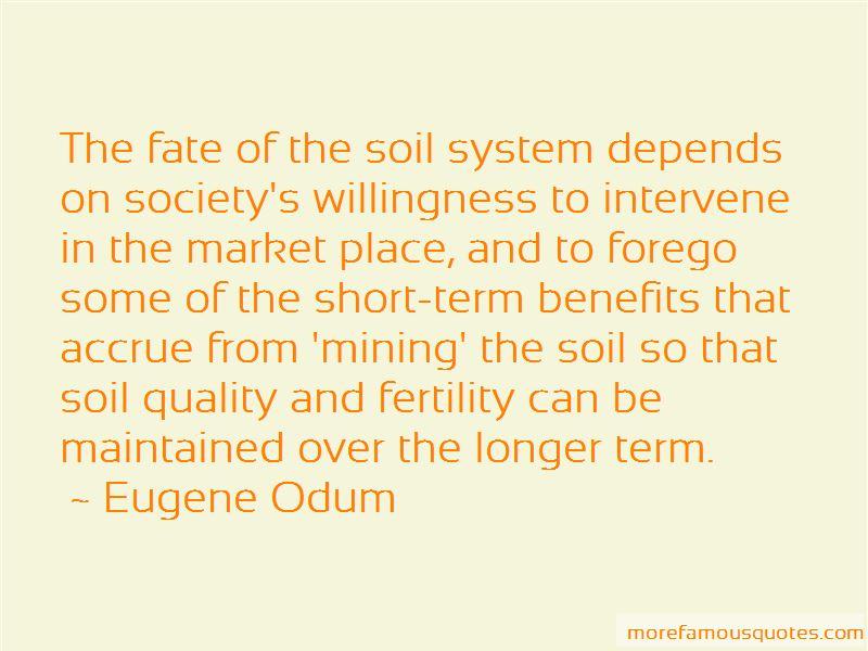 Eugene Odum Quotes Pictures 3
