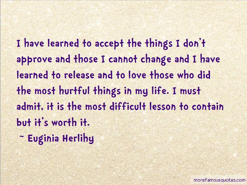 Euginia Herlihy Quotes Pictures 2