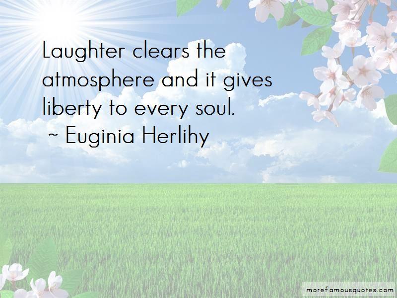 Euginia Herlihy Quotes Pictures 3