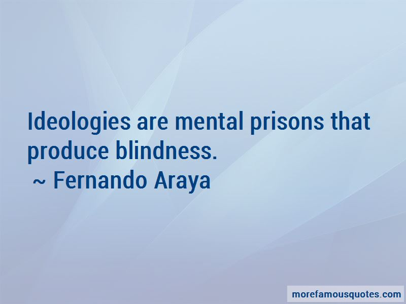 Fernando Araya Quotes
