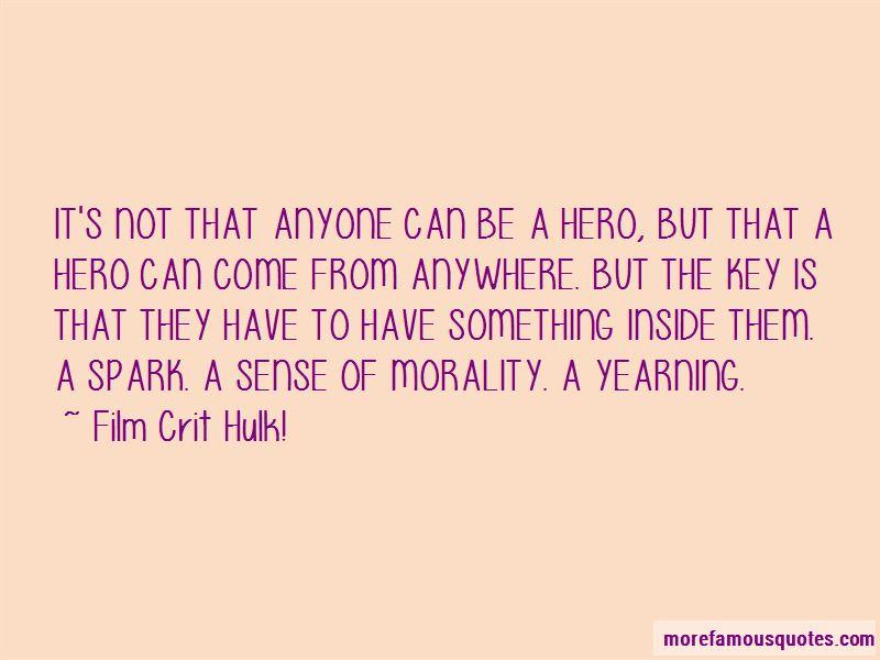 Film Crit Hulk! Quotes Pictures 2