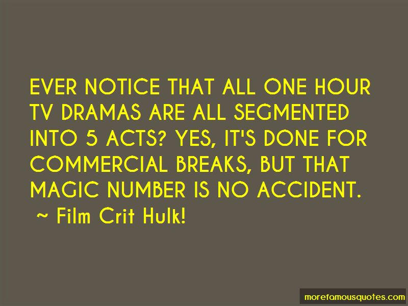 Film Crit Hulk! Quotes Pictures 3