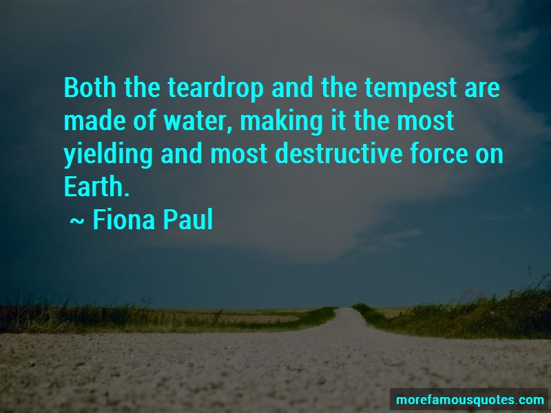 Fiona Paul Quotes Pictures 4