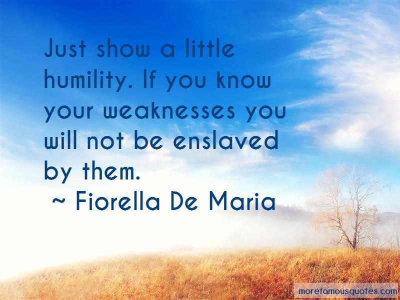 Fiorella De Maria Quotes Pictures 2
