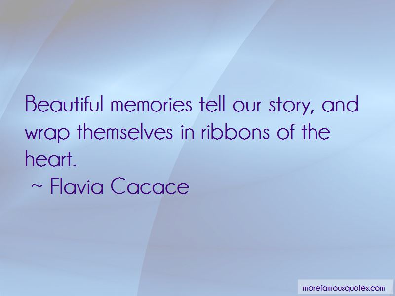 Flavia Cacace Quotes