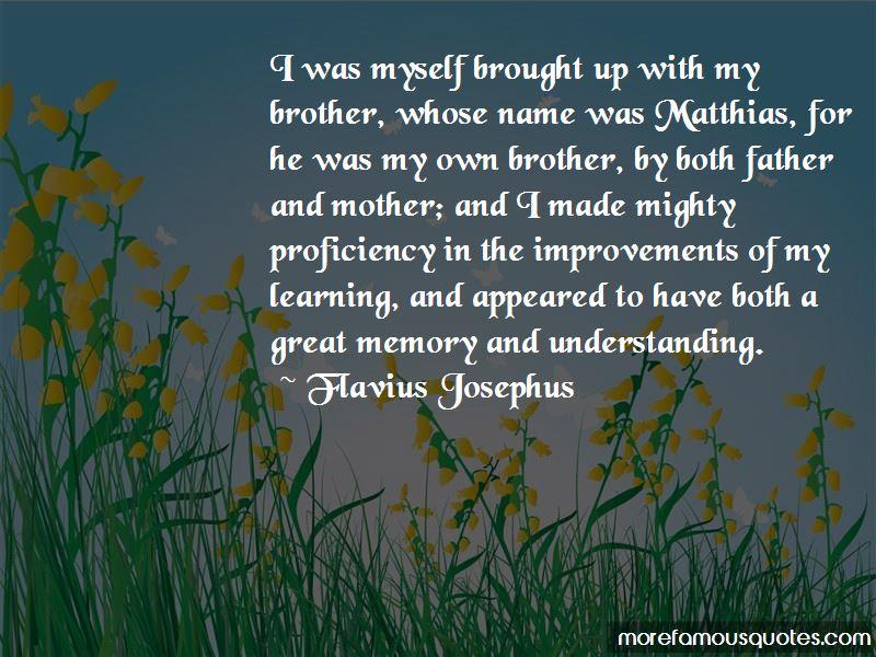 Flavius Josephus Quotes Pictures 3