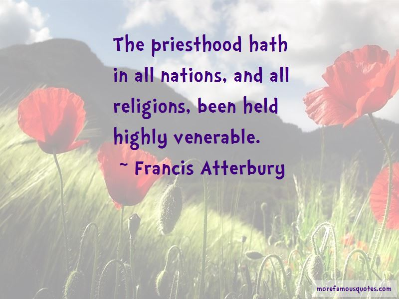 Francis Atterbury Quotes Pictures 3
