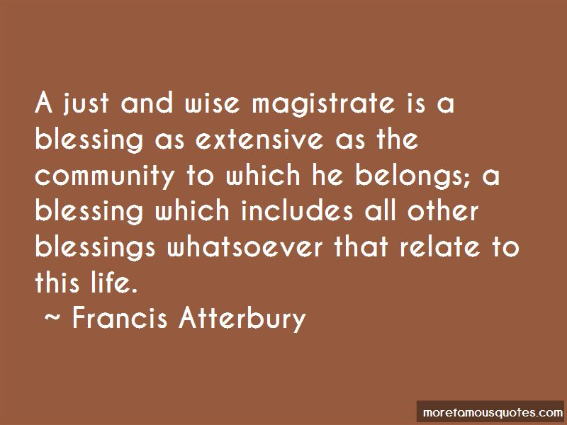 Francis Atterbury Quotes Pictures 4