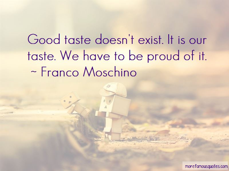 Franco Moschino Quotes Pictures 3