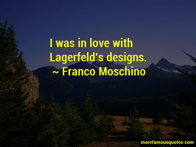 Franco Moschino Quotes Pictures 4