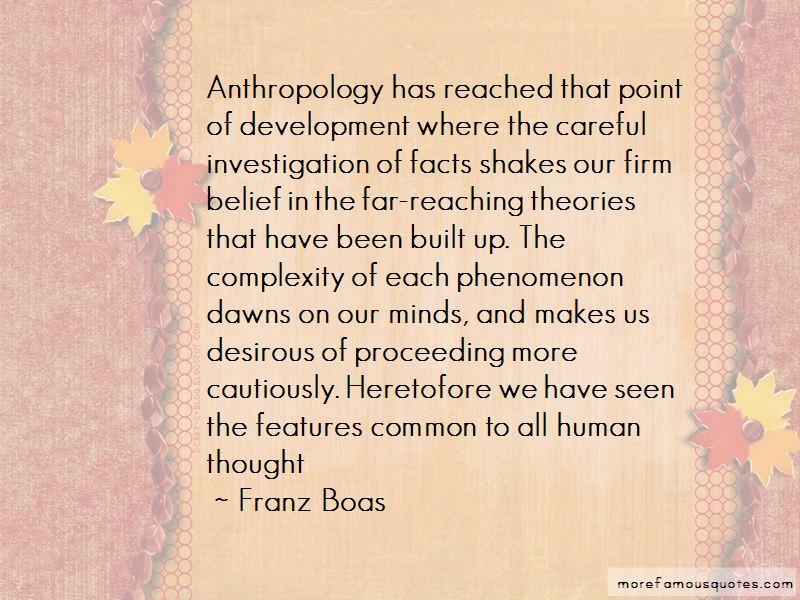 Franz Boas Quotes Pictures 2