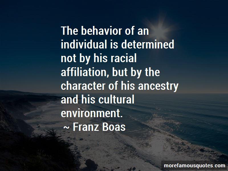 Franz Boas Quotes Pictures 3