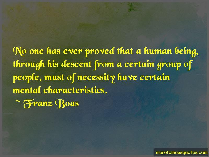 Franz Boas Quotes Pictures 4