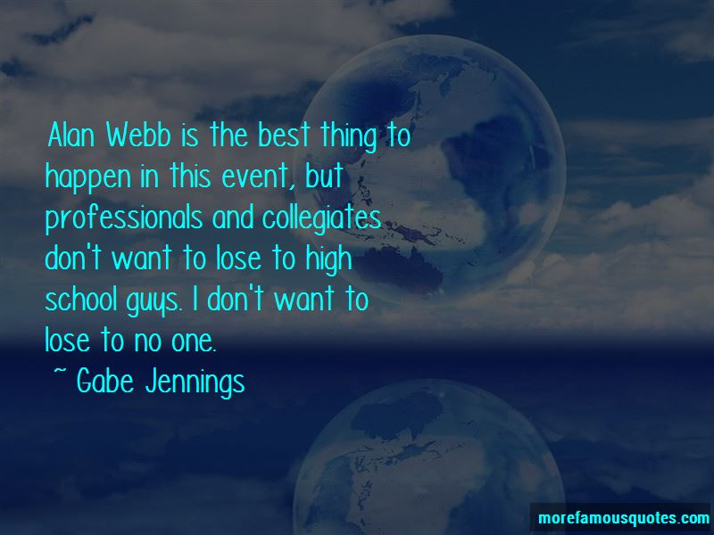 Gabe Jennings Quotes Pictures 2