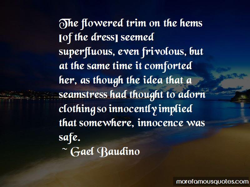Gael Baudino Quotes