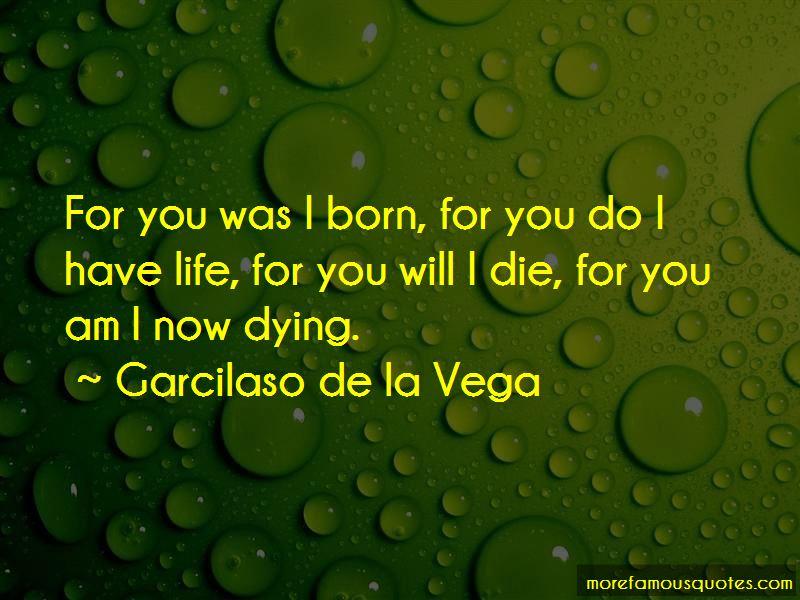 Garcilaso De La Vega Quotes Pictures 2