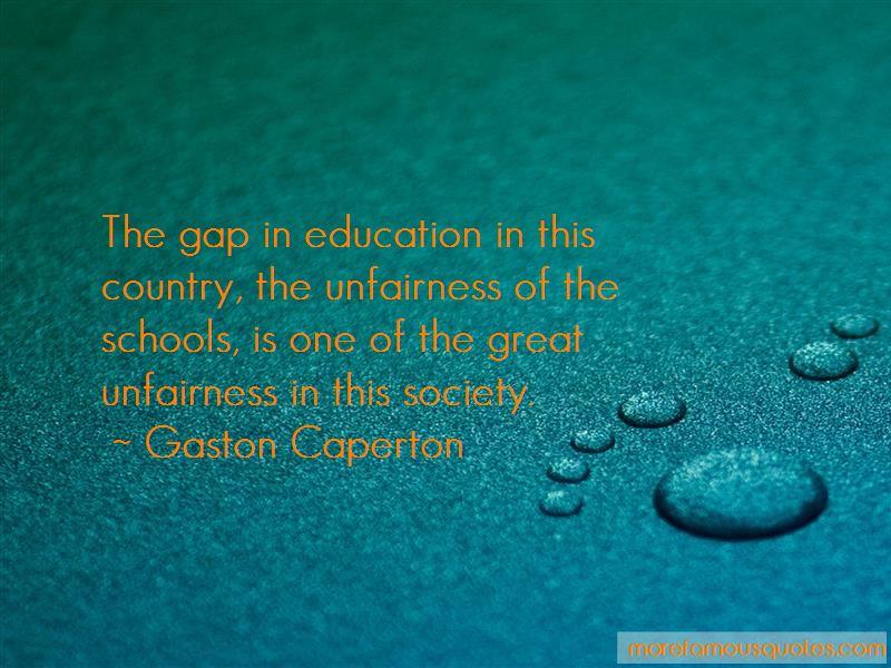 Gaston Caperton Quotes Pictures 3
