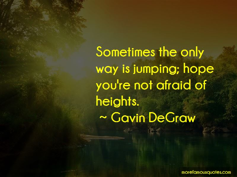 Gavin DeGraw Quotes Pictures 3