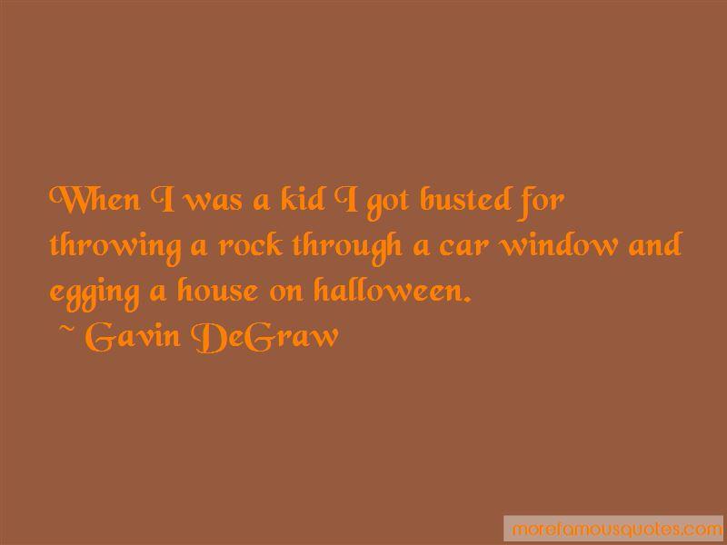Gavin DeGraw Quotes