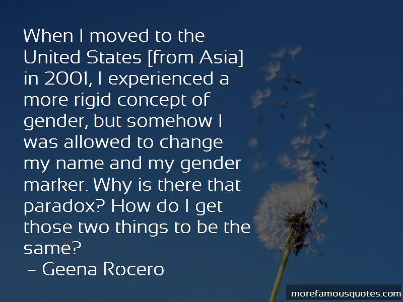 Geena Rocero Quotes