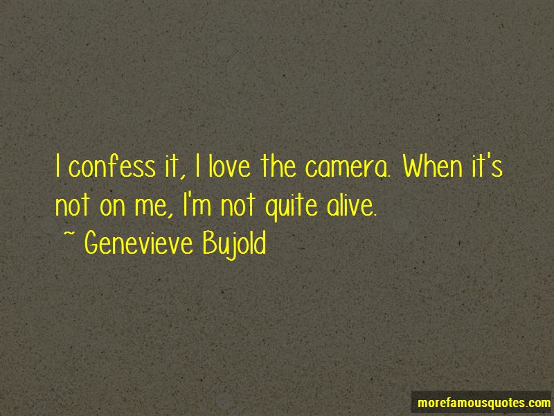 Genevieve Bujold Quotes Pictures 3