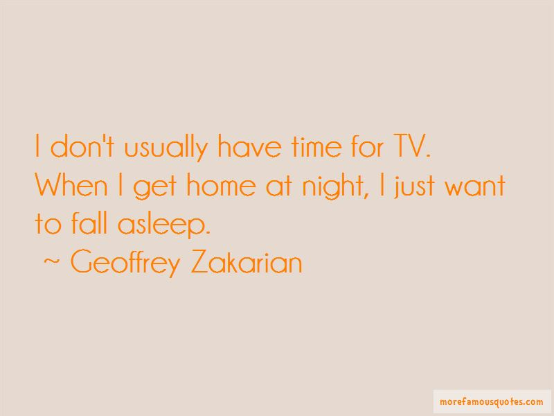 Geoffrey Zakarian Quotes Pictures 3