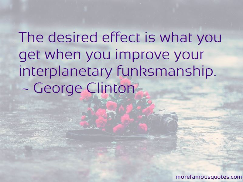 George Clinton Quotes