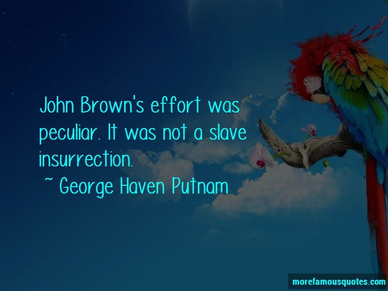 George Haven Putnam Quotes Pictures 3