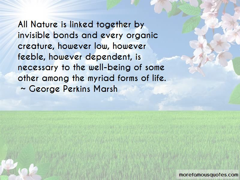 George Perkins Marsh Quotes Pictures 2