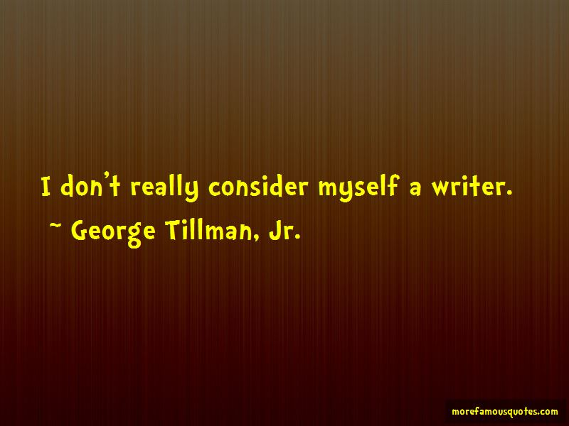George Tillman, Jr. Quotes Pictures 4