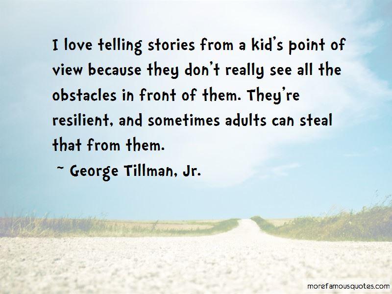 George Tillman, Jr. Quotes