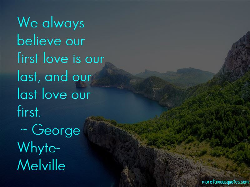 George Whyte-Melville Quotes Pictures 2