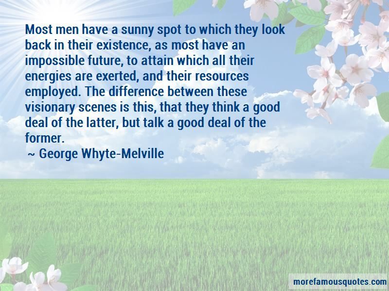 George Whyte-Melville Quotes Pictures 3