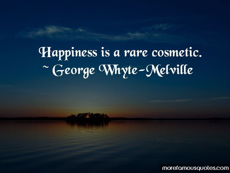 George Whyte-Melville Quotes Pictures 4