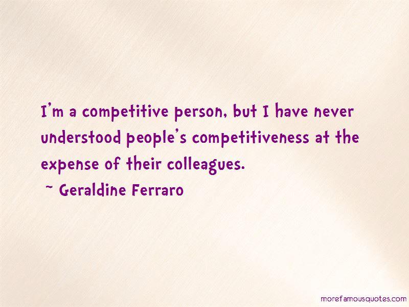 Geraldine Ferraro Quotes Pictures 4